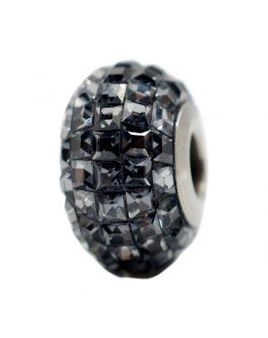 Swarovski(R) Elements 15mm Pave Bead