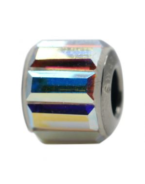Swarovski(R) Elements 10mm Pave Bead