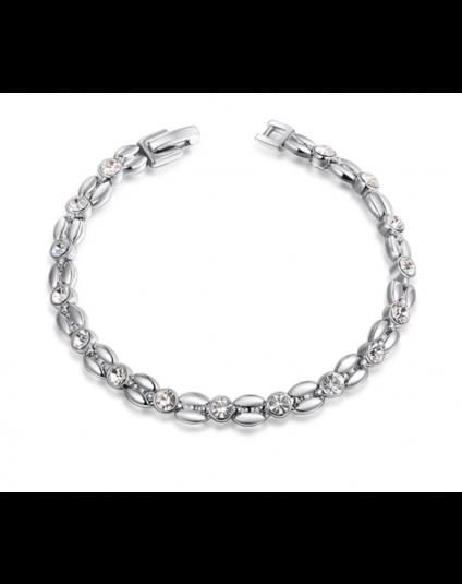 Life Boat Crystal Bracelet