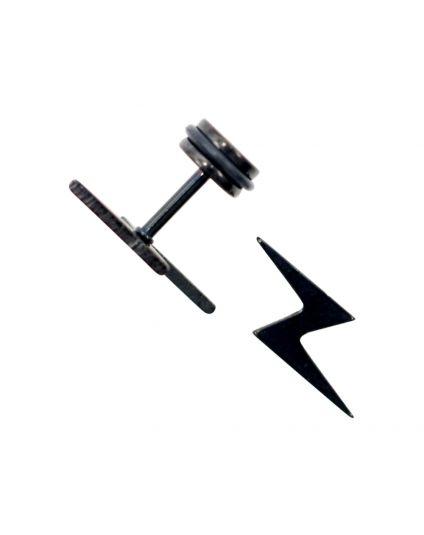 Lightning Bolt Srew-On Studs