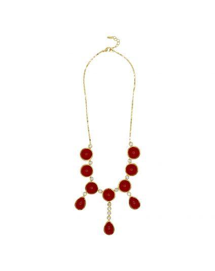 Beautiful Multi Drop Necklace
