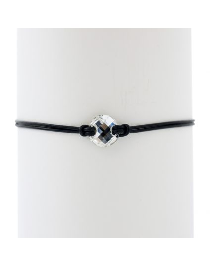 Chess Board Crystal Choker