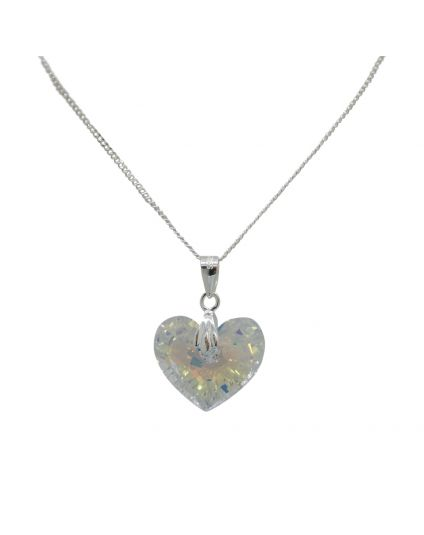 Truly In Love Crystal Necklace