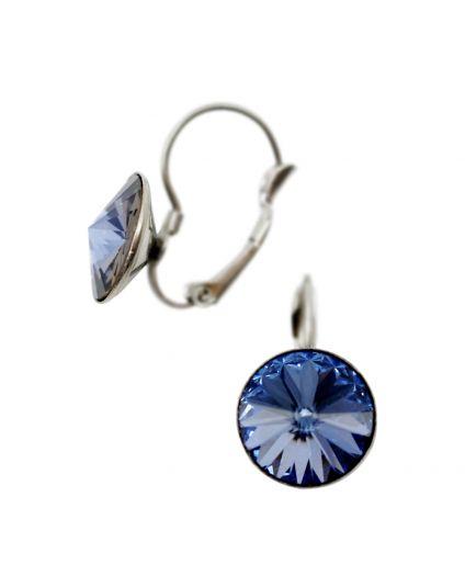 Royal Rivoli Crystal Earrings