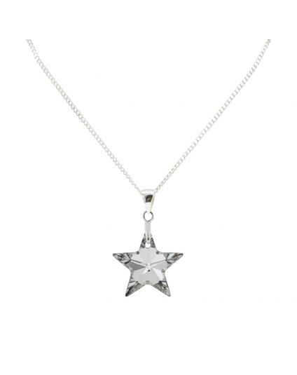 Be A Star Crystal Necklace