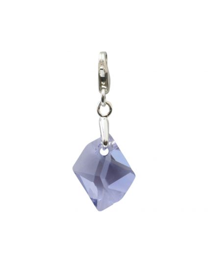 Small Cosmic Rock Crystal Add-On Charm