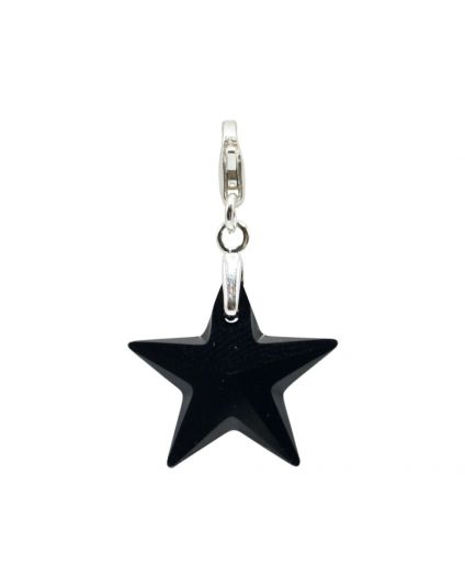 Small Star Crystal Add-On Charm