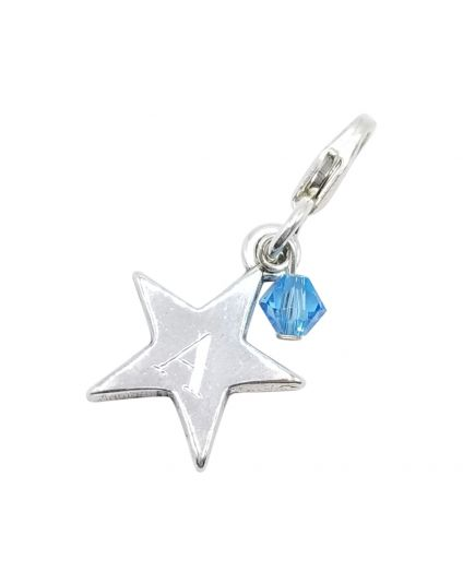 Personalized Flat Star Add-On Charm