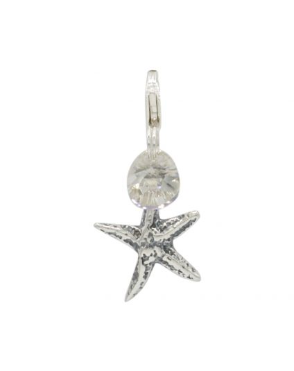 Sterling Silver Starfish Add-On Charm