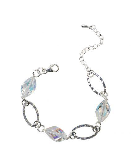 Cubist Crystal Bracelet