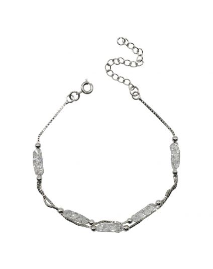 Delicate Stardust Crystal Bracelet