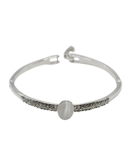Opal Crystal Bangle