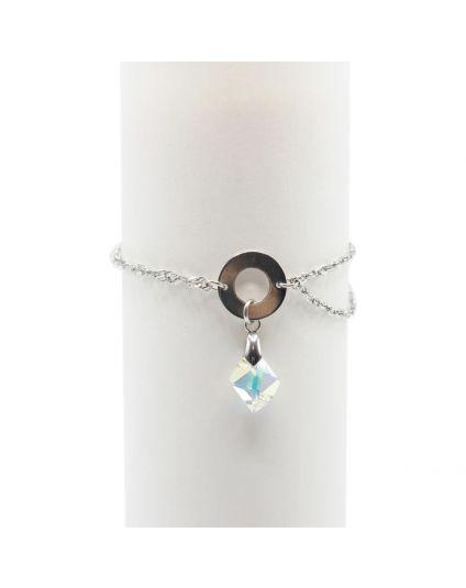 Muti Chain Cosmic Rock Bracelet