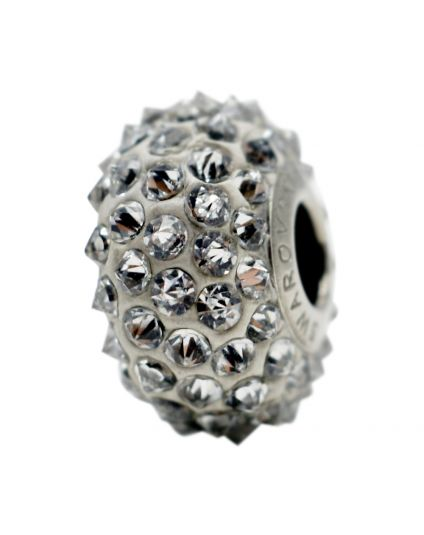 Swarovski(R) Elements 16mm Spike Bead