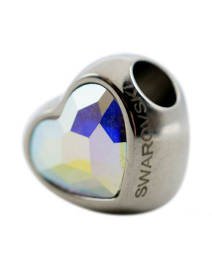 Swarovski(R) Elements 14mm Heart Bead