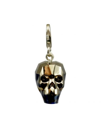 Crystal Skull Add-On Charm