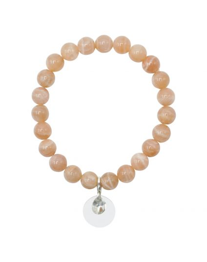 Sunstone Stretch Bracelet