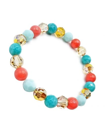 Summer Stretch Bracelet