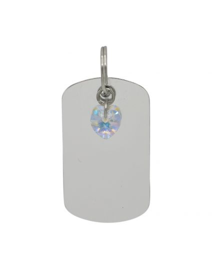 Personalized Miltary Pet Tag